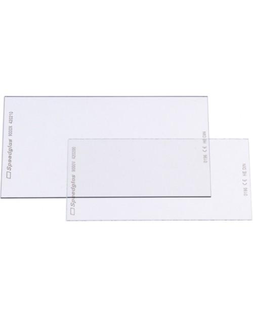Vorsatzscheibe innen f. Speedglas 9000/9002X, 103 x 53 mm, Best.-No. 90031