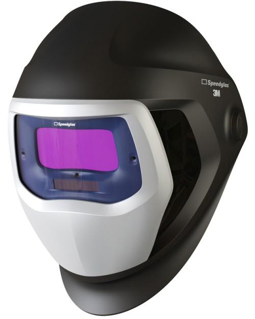 Speedglas 9100V, mit Schutzstufenregelung, Kopfschutzschirm, Best.-No. 99356642