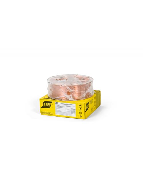 Spule auf Verpackung ESAB Autrod OK 12.56, 1,2mm