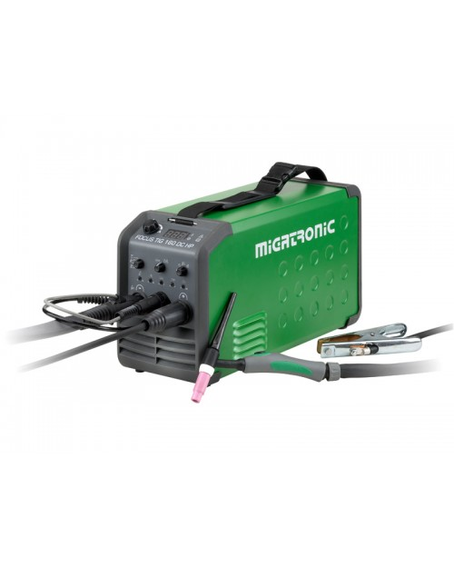 Migatronic Focus TIG 160 DC HP PFC Inverter, Best.-No. 301454