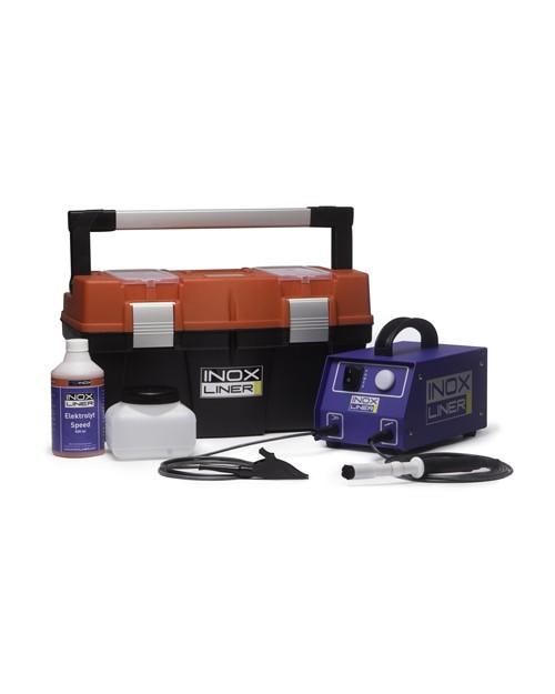 Inoxliner Schweißdrahtreinigungsgerät