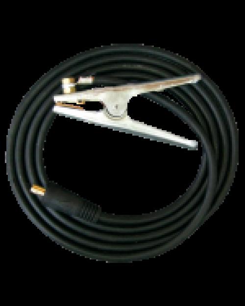 Massekabel -25qmm- 5m kpl. montiert - Stecker SK35, Best.-No. 31009