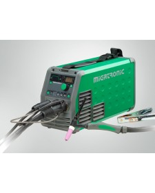 Migatronic FOCUS TIG 200 DC HP PFC Inverter, Best.-No. 30145330