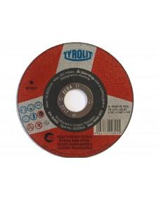 Trennscheibe INOX, A60-BF-INOX 115x1,0mm, Tyrolit, Best.-No. 031011