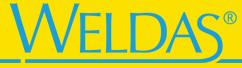Zur Webseite von WELDAS, einem Bekleidungshersteller für Schweisserkleidung und Partner der GTS Schweisstechnik
