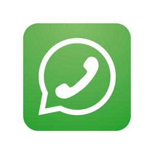 WhatsApp-Zeichen für Ersatzteilbestellungen bei der GTS Schweißtechnik